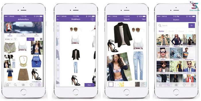 How to save time with online clothes-fitting technology?