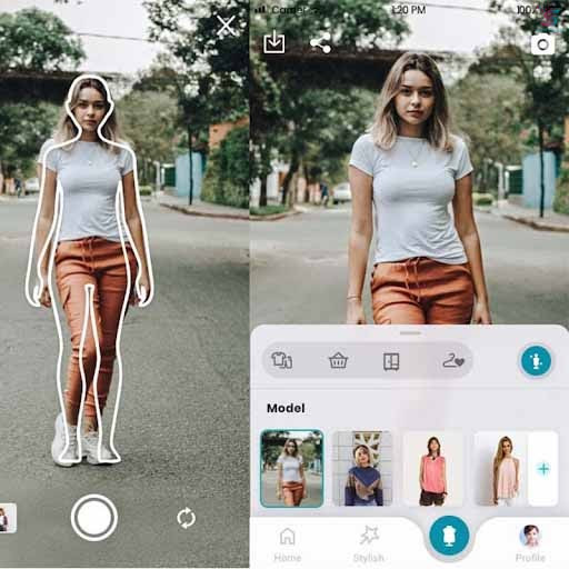 USING SMART FASHION APP TUTORIAL