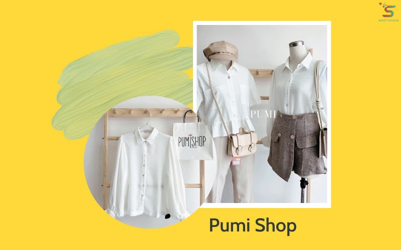 Check out 10 shops selling the most trendy blouses in Ho Chi Minh City