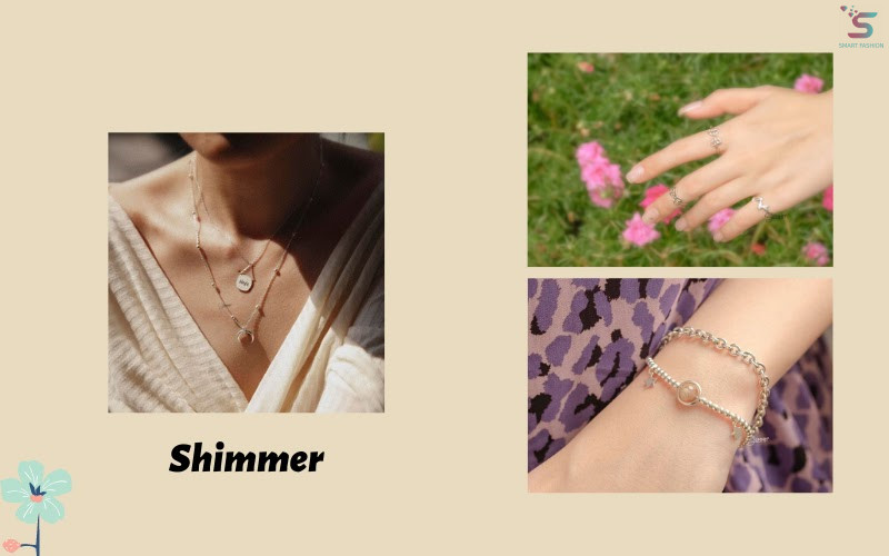 Women's fashion accessories at Shimmer's store