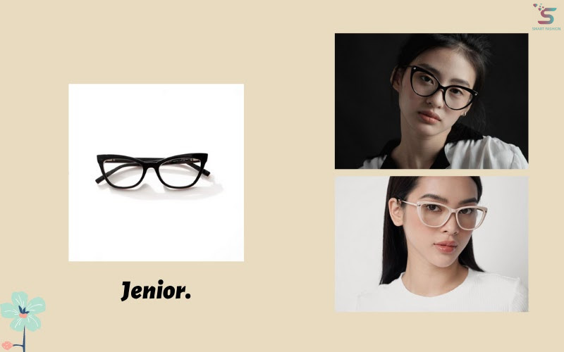 Be fashionable with glasses from Jenior